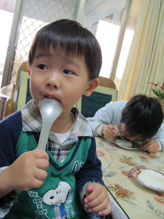 連小朋友都喜愛的韓金婆婆豆腐酪、杏仁茶